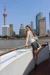 me in shanghai