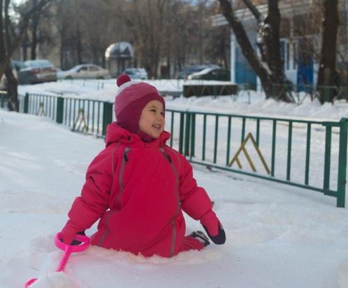 winter kids photo 1