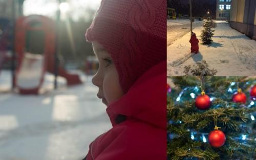 winter kids photo 6